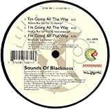 I'm going all the way (Blacksmith Remix, incl. E. Smoove Remixes of 'The harder they are') / Vinyl Maxi Single [Vinyl 12'']