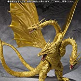 S.H.MonsterArts キングギドラ Special Color Ver. ABS&PVC製 フィギュア