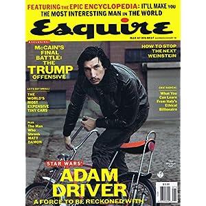 Esquire [US] December - January 2018 (単号)