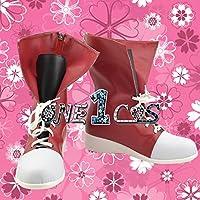 【サイズ選択可】コスプレ靴 ブーツ 14L0916 カゲロウプロジェクト メカクシ団団員NO.6 エネ 榎本貴音 えのもとたかね 男性28CM