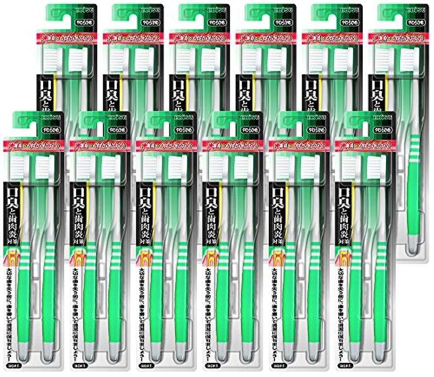 微妙硬いワットエビス スイートスポットハブラシ 2本組×12個 (24本)パック やわらかめ