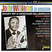 IN SESSION 1954-1962 -DIARY OF A CHICAGO BLUESMAN-