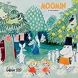 Moomin Wall Calendar 2020 (Art Calendar)