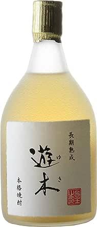 高田酒造 遊木 (ゆき) 長期熟成 米焼酎 25度 720ml