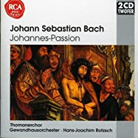 St John's Passion by AUGER / GEWANDHAUS ORCH / ROTZSCH (2001-11-20)