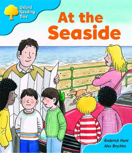 Oxford Reading Tree: Stage 3: More Storybooks: at the Seaside: Pack Aの詳細を見る