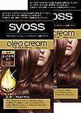 【Amazon.co.jp限定】 サイオス オレオクリーム 白髪染め 2P パールピンク 2個パックおまけ付き [医薬部…