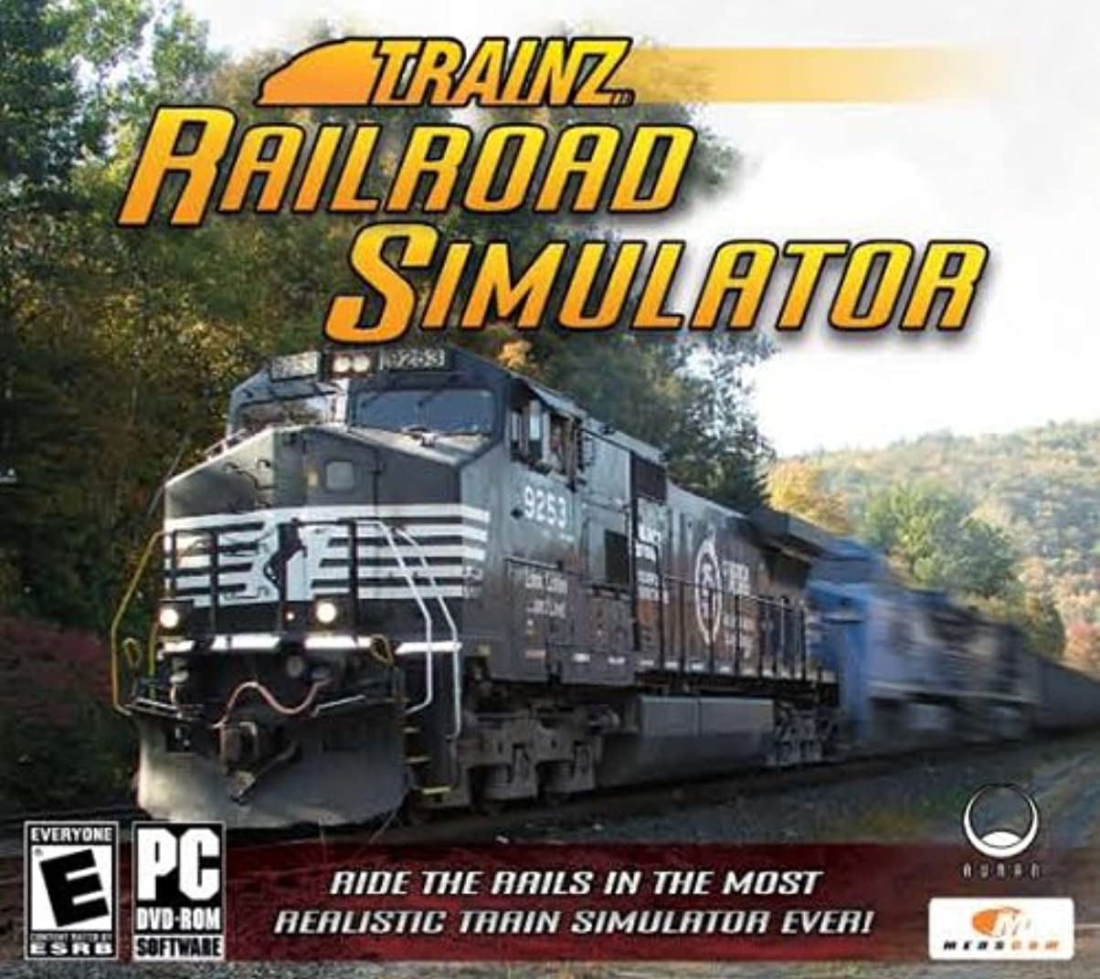 Trainz Railroad Simulator (Jewel Case) (輸入版)