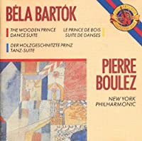 Bartok: The Wooden Prince, Danse Suites
