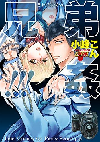 兄弟姦!!! (ジュネットコミックス ピアスシリーズ)の詳細を見る