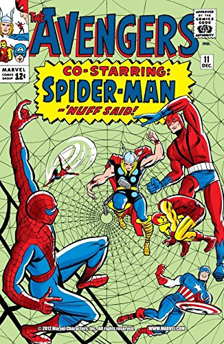 Avengers (1963-1996) #11 (English Edition)