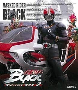 仮面ライダーBLACK Blu‐ray BOX 2 [Blu-ray]