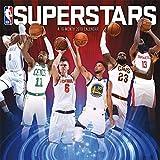 NBA Superstars 2019 Calendar