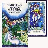【淡い光が照らし出す幻想世界】 タロット・オブ・ムーン・ガーデン
