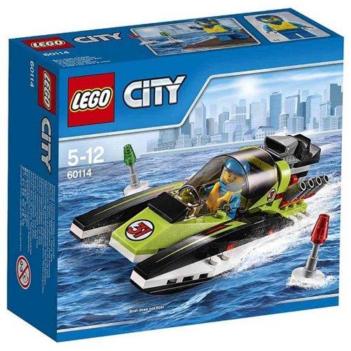 レゴ (LEGO) シティ レースボート 60114