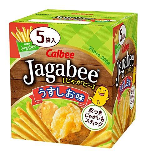 じゃがビー うすしお味 80g(16g×5袋) 12個