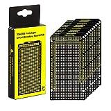KEYESTUDIO 10個 プロトタイププリント回路基板 ブレイクアウトPCBボード シールド 拡張ボード キット for Arduino MEGA 2560 アルディーノ アルドゥイーノ メガ 電子工作 実験 セット