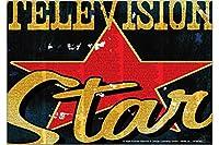 冷蔵庫用マグネット Fridge Magnet Kitchen M.A. Allen TV Star