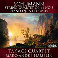 Schumann: String Quartet Op.41 No.3, Piano Quintet (2009-11-10)