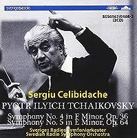 チャイコフスキー:交響曲第4番/チャイコフスキー:交響曲第5番
