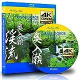 4Kカメラ映像【HealingBlueヒーリングブルー】奥入瀬渓流 新緑  OIRASE GORGE OF FRESH GREEN〈60fsp 動画約52分, approx52min.〉4Kカメラ映像77種収録 [Blu-ray]