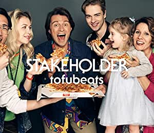 【Amazon.co.jp限定】STAKEHOLDER (SPECIAL TRACK(S) DOWNLOAD CARD付き)