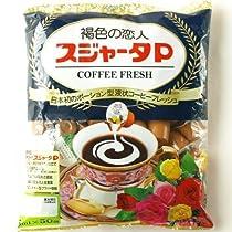 めいらく 褐色の恋人 スジャータP CoffeeFresh (5ml×50個入)×4パック(2パック×2) コーヒーフレッシュ