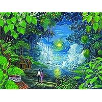 """壁アート印刷entitled amazã ³ nica Romantica byパブロ・アマリンゴ 21"""" x 16"""" 3690118_3_0"""