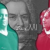 Bach XXI by Matt Herskowitz: piano, Philippe Quint: violin, Lara St. John: violin (2015-09-04?