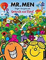 MR Men Search and Find Activity Book
