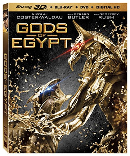Gods of Egypt [Blu-ray] [Import]