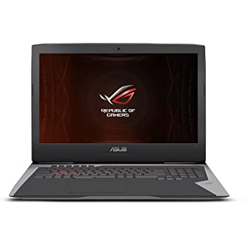 ASUS ROG G752VS-XS74K OC Edition 17-inch 120 Hz G-SYNC Full-HD Intel Core i7-7820HK GTX 1070 Gaming Laptop Copper Titanium by Asus