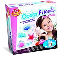 Small World Toys Fashion Lab - Ocean Friends Soap Studio Science Kit 【You&Me】 [並行輸入品]