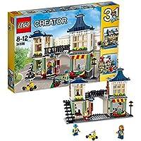 レゴ (LEGO) クリエイター おもちゃ屋と町の小さなお店 31036 by レゴ (LEGO) [並行輸入品]