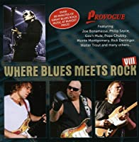 Vol. 8-Where Blues Meets Rock