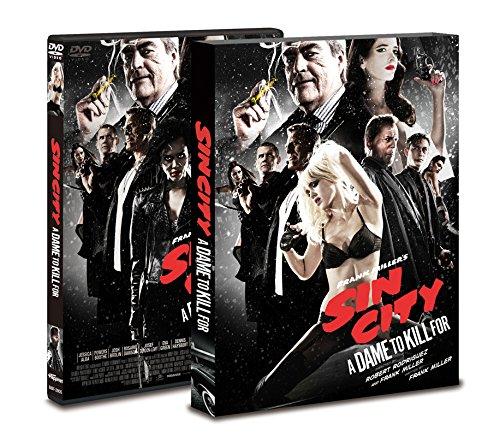 シン・シティ 復讐の女神 コレクターズ・エディション [DVD]の詳細を見る