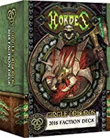 Hordes Circle Orboros 2016 Faction Deck