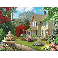 Bits and Pieces - 300 Piece Jigsaw Puzzle for Adults - Summer Morning 3 300-300 pc Jigsaw by Artist Alan Giana