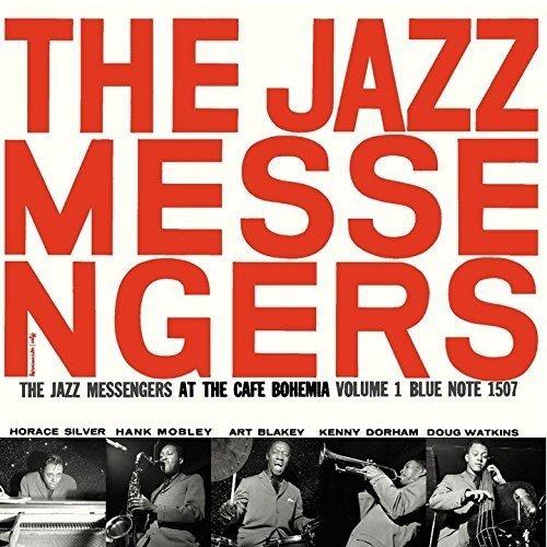コンプリート・カフェ・ボヘミアのジャズ・メッセンジャーズ Vol.1+3の詳細を見る