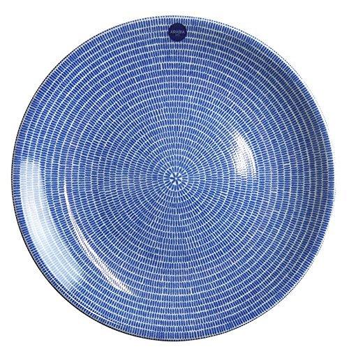 RoomClip商品情報 - アラビア (ARABIA) 24h アベック ブルー Avec Blue プレート 26cm[並行輸入品]