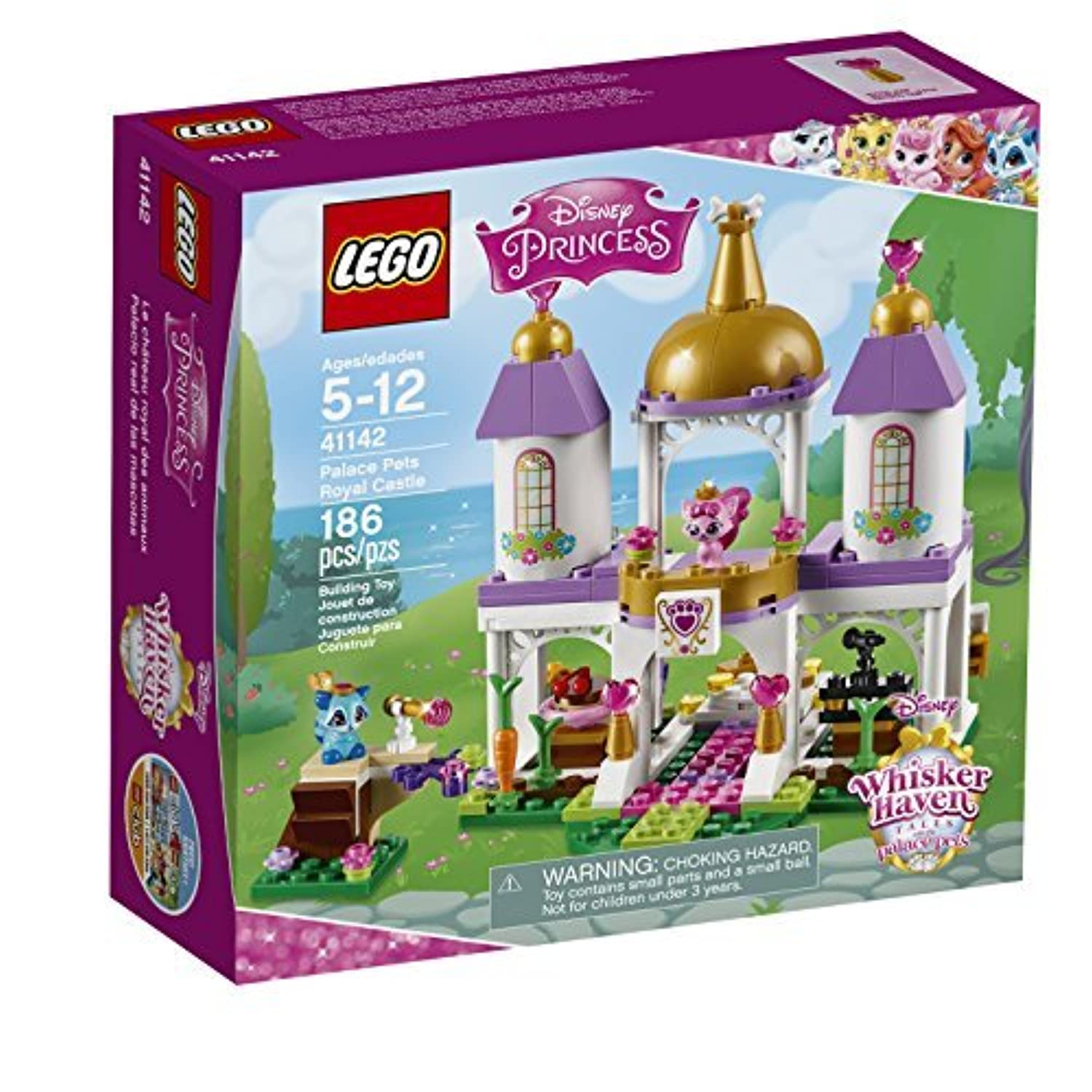 LEGO Disney Princess Palace Pets Royal Castle 41142 [並行輸入品]