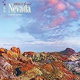 Wild & Scenic Nevada 2017 Wall Calendar [並行輸入品]