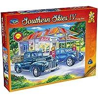Holdson Southern Skies 4 Prestige 1000pc Jigsaw Puzzle
