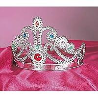 Queen Crown - Adjustable Silver (並行輸入品)