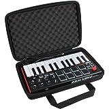 Akai Professional スタンドアローン・MIDIキーボードコントローラー MPK Mini Play専用収納ケース-Hermitshell (ブラック)