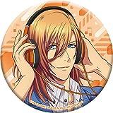 うたの☆プリンスさまっ♪ Shining Live 神宮寺レン 缶バッジ Listen to MUSIC♪ Ver.