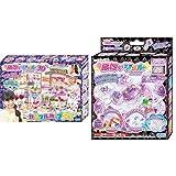 キラデコアート ぷにジェル3D カラフルポップDX 別売りジェルセット(ラメジェル パープル/ライトピンク)