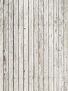 ナチュラル 背景ファブリック メルカリ ネット販売の簡単撮影用 背景に ≪Lollypops!!!オリジナル≫ (A木目ホワイト, L200×300cm) [並行輸入品]