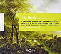 Solo Cello Suites Bwv 1007-1012 by J.S. Bach