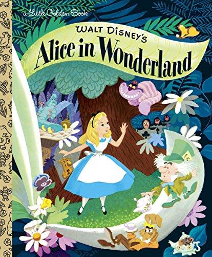 Walt Disney's Alice in Wonderland (Disney Classic) (Little Golden Book)の詳細を見る